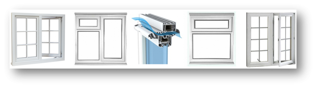 Casement Windows Med