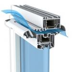 trickle vent cutaway