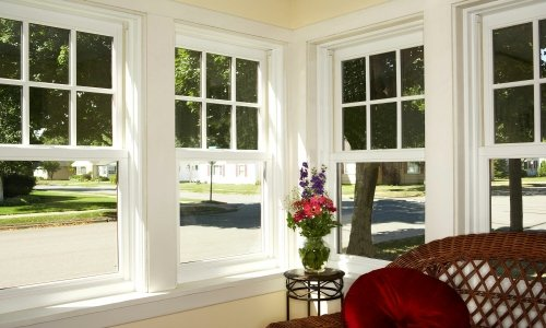 Sash WIndow Corner set