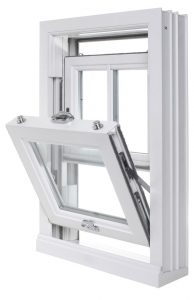 uPVC Tilt and Turn Sash Window
