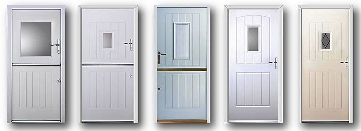 Stable & Cottage Style Back Doors