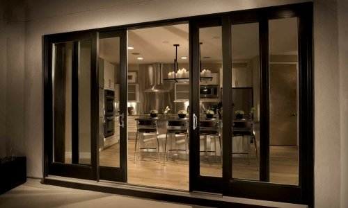 Patio Sliding Doors M