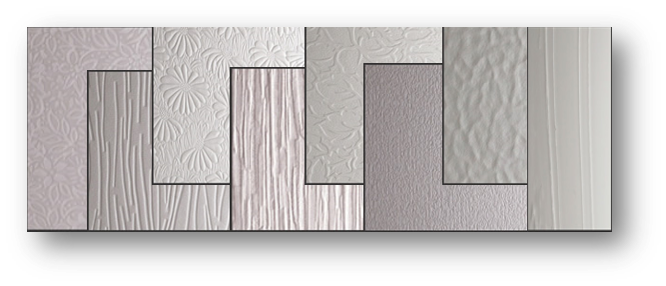 Patterned Glass Options