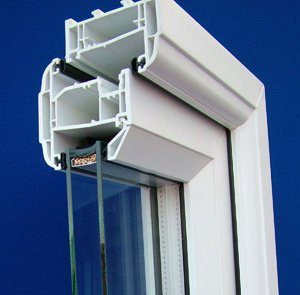 uPVC Windows Profile M