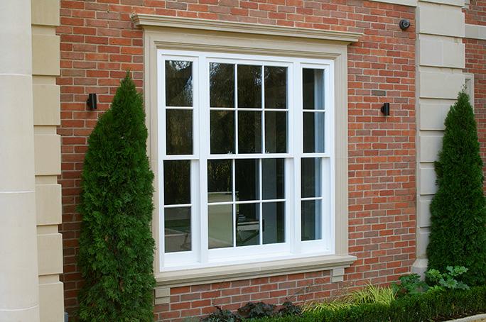 Clasic Sash Windows
